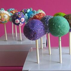 Cake Pop Recipes to Make with the Kids