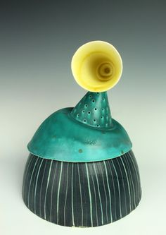 failure-is-an-option:  Ceramic Sculpture by Tammie Rubin