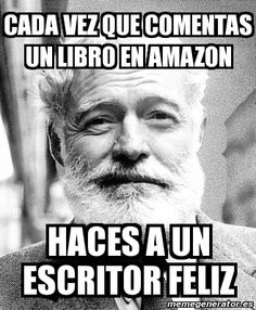 ¡Hemingway comenta!