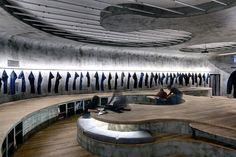 IN BEELD : Denimmerk kiest voor übermodern kantoor - Jobat.be