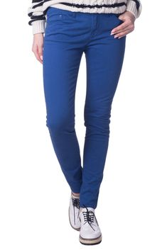 19fe4f56b73 ARMANI JEANS Trousers Size 28 Stretch Blue Zip Fly Slim Fit RRP 215  fashion