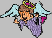 Angel bernina embroidery designs free download