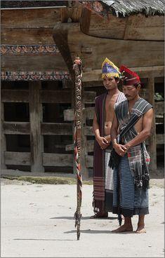 magic wand, batak toba  by Erwin F