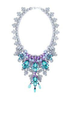 Arabesque Necklace by Ek Thongprasert for Preorder on Moda Operandi
