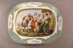 Hass Czjzek Schlaggenwald Porcelain Tray as 4308   eBay