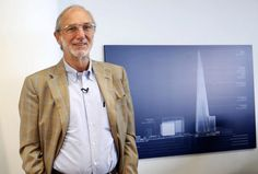 The architect who created the shard