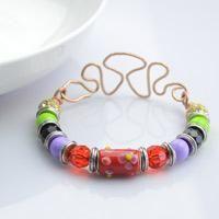 Fashion Beaded Jewelry- Multi-Styled Beaded Bracelets Making