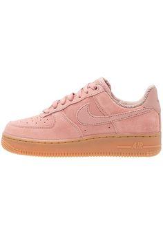 AIR FORCE 1  07 SE - Baskets basses - particle pink med brown ivory    ZALANDO.BE 🛒 bf3b6659fd226