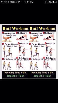 Butt Workout Very Great