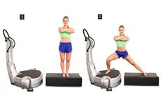 Lateral step-lunge