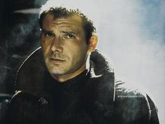 Harrison Ford- Blade Runner