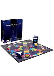 Trivial Pursuit Master Edition Board Game, Party Game, Game Night, Ages 16 and up Dice Games, Trivia Games, Fun Games, Games To Play, Trivial Pursuit, Adult Party Games, Adult Games, Game Party, Couple Games