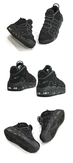 Nike Air More Uptempo  Black Nike Kicks, Kicks Shoes, Sneakers Nike,  Sneakers 000a5dfa3419