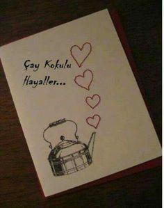 Çay kokulu sen ...  ↪yunus↩