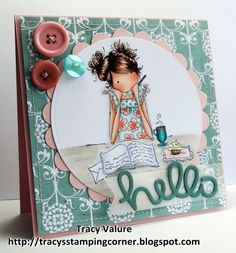 Stamping Bella, Tracy used UPTOWN GIRL JAYDEN loves to JOURNAL
