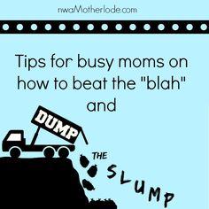 Dump the slump