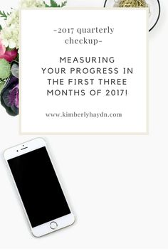 Schedule a quarterly checkup with your business to get a clear idea of how you're doing, and where you want to go next! Kimberly Haydn walks you through it step by step, and there's a FREE download to help you organize your thoughts!