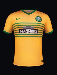 Celtic FC Nike Away Shirt 2013/14
