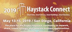 Project Haystack Update There are several exciting happenings and events taking place with Project Haystack Happenings, Business Opportunities, November, Events, Shit Happens, Places, Projects, November Born, Blue Prints