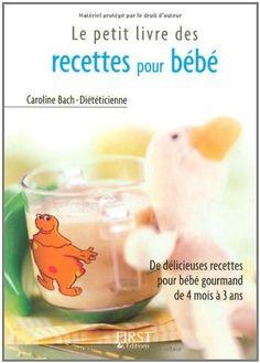 recettes pour bébé - so inspirational