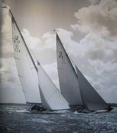 Well, neither of these are J class, but it is a beautiful pic of 12's... Lol    The Spirit of Classic Racing Yachts: Beken of Cowes and the J Class Ranger
