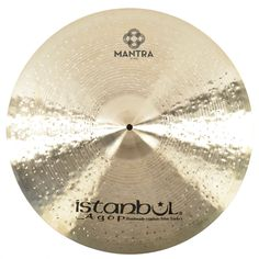 Istanbul Agop 22Ó Mantra Series Ride Cymbal