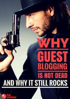 Guest Blogging Is No