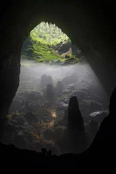 La cueva mas grande del mundo
