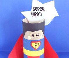Superpapa als Vatertagsgeschenk
