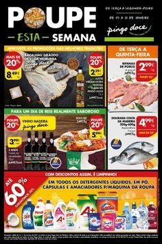 Antevisão Promoções Folheto Pingo Doce - de 5 a 11 de Janeiro - Poupe esta semana