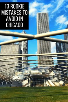 13 Rookie Mistakes to Avoid in Chicago Usa Travel Guide, Travel Usa, Travel Guides, Travel Tips, Solo Travel, Globe Travel, Visit Chicago, Chicago Travel, United States Travel