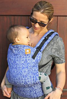 Oscha Liberty Lucy TULA BABY CARRIER