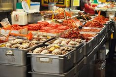Gwangjang Market Seoul Review JenCooksKorean. What to eat at Gwangjang Market, a traditional old-school Korean market in Seoul. 광장시장