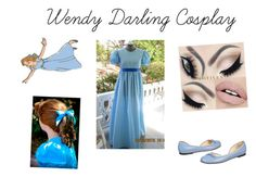 """""""Wendy Darling - Cosplay"""" by buffyblogs on Polyvore"""