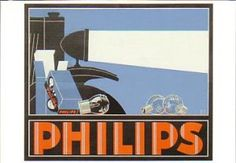 Philips Autolampen   Louis C. Kalff