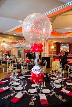35 best balloon centerpieces images balloon decorations balloon rh pinterest com