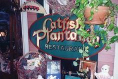 The Haunted Catfish Plantation in Waxahachie, Texas