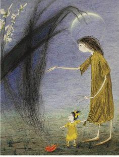 Art work of Lydia Strawbridge