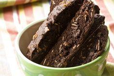 Aztec Chocolate Biscotti