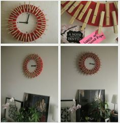 Reuse Wooden Clothespins