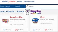 Free OIKOS and DANIMALS for Meijer Shoppers with mPerk code!  ~on CouponCrazyFreebieFanatic.com  #Meijer #mPerks #Free #Oikos #Danimals