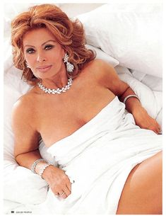 """""""Where youthful beauty is unconscious, mature beauty is knowing and sophisticated."""" ~Sophia Loren"""