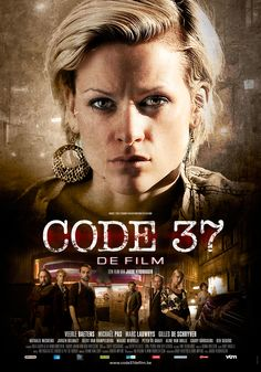 CODE 37: Female detective Hannah Maes leads a police squad, specialized in sexual offenses. A smaller, but important part of the story is about the private quest of Hannah. She investigates a past robbery at her home and the subsequent brutal rape of her mother. GREAT BELGIAN SEX CRIME SERIES & MOVIE!!!