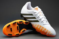 f2e7c926b3184e adidas Predito LZ TRX FG - Firm Ground - Mens Rugby Boots - Running White-