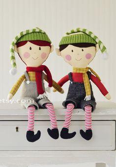 elf for christmas :)