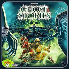 Ghost Stories | Antoine Bauza | Repos