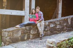 Are You My Mother? Yates Mill Maternity Session   Raleigh Maternity Photographer Gabrielle Elyse Photography www.gabrielleelyse.com