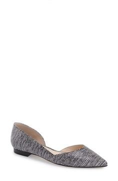 Marc Fisher LTD 'Sunny' Half d'Orsay Flat (Women) available at #Nordstrom