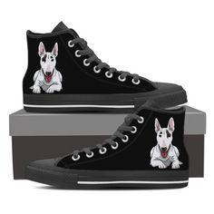 Bullterrier Canvas Shoes