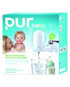 PUR Water Filter Giveaway